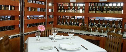 Restaurante  Hotel City House Las Lomas