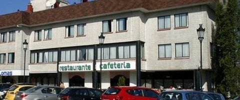Parking Hotel City House Las Lomas